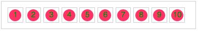 CSS3选择器—伪类选择器